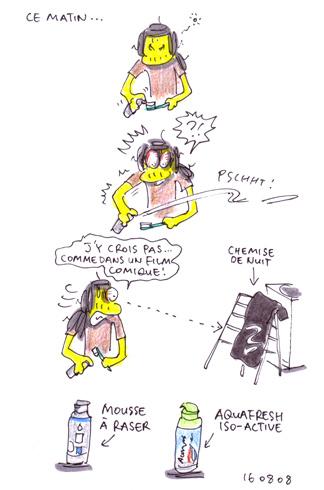 Drôle de dentifrice
