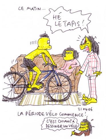 Période vélo