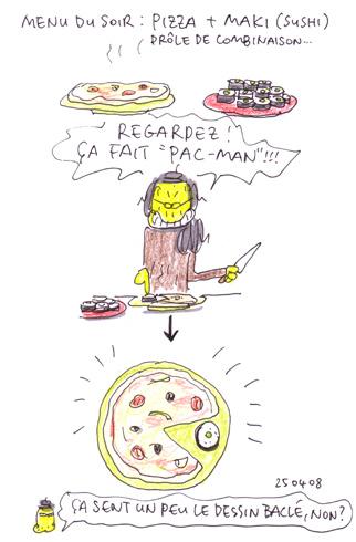 Pizza + Sushi = ?