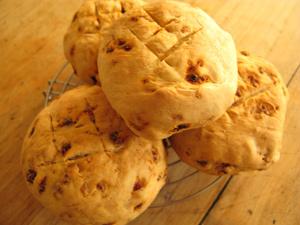 Petits pains caillouteux