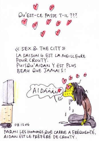 Aidan Shaw (sex & the city)