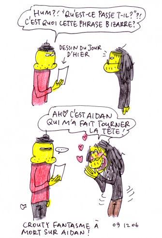 A cause d'Aidan