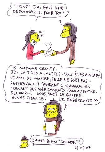Dr. Bébécroute