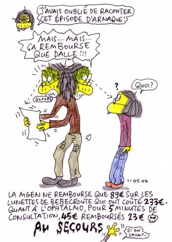 Arnaque !!!