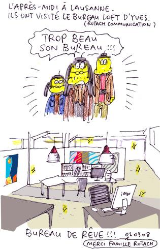 Super bureau !