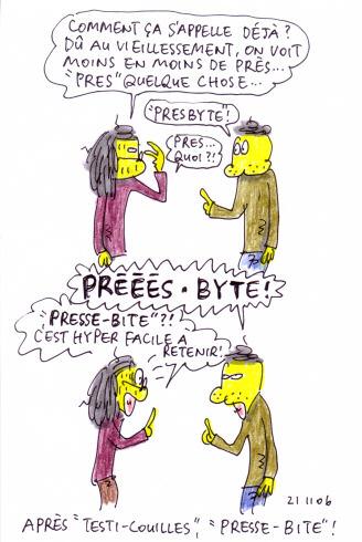 Presbyte