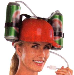 Casque à boisson