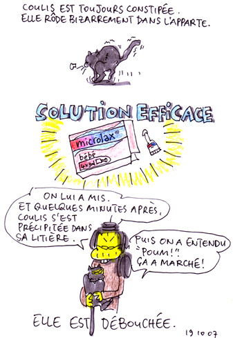Solution efficace