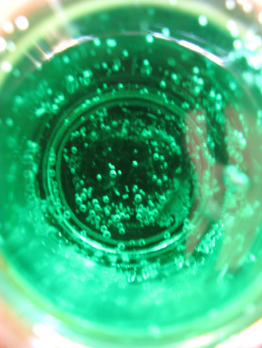 Perrier menthe