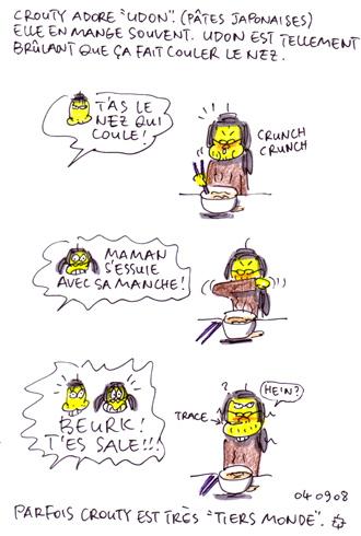 Udon et Crouty