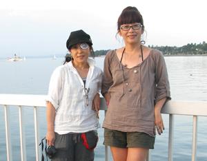 Avec Kanae