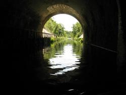 Un tunnel !