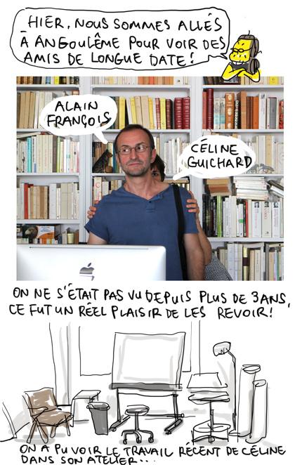 Atelier de Céline