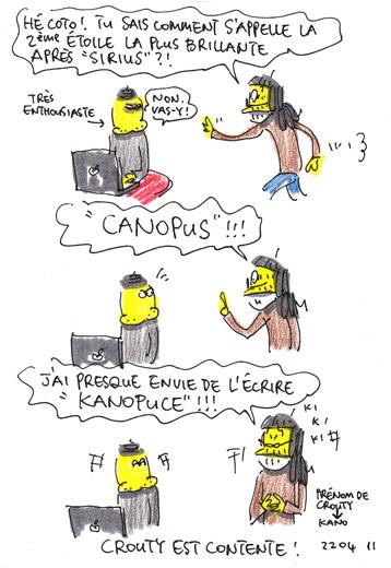 Kanopuce !!!