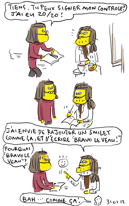 Bravo Bébécroute !
