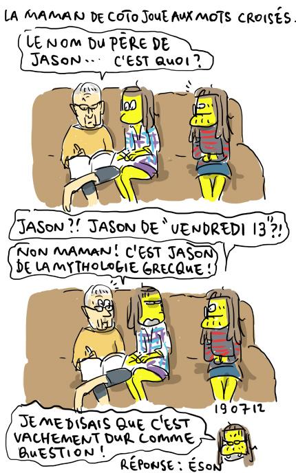 Quel Jason ?