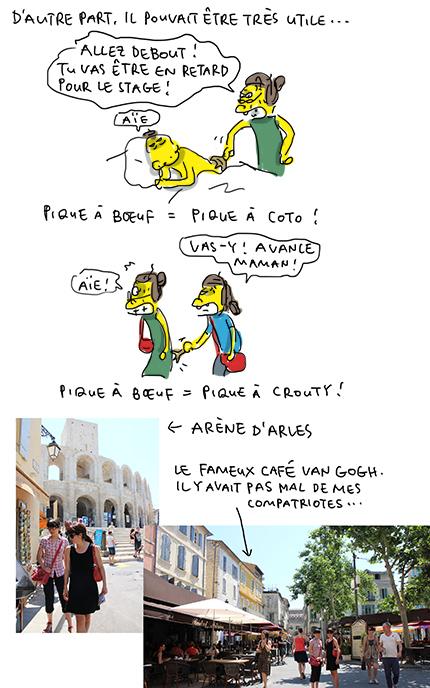Promenade à Arles
