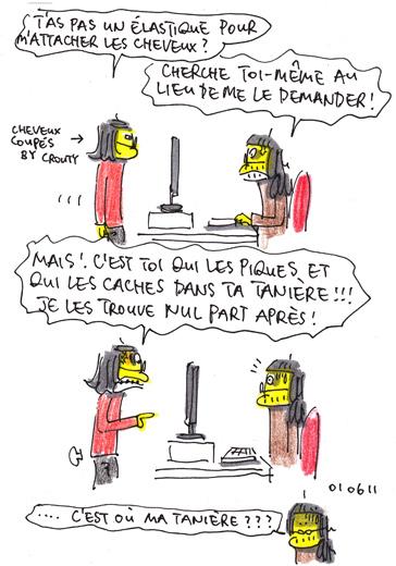 Tanière ?!!!