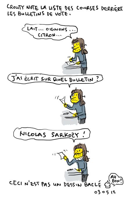 Nicolas Sarkozy !