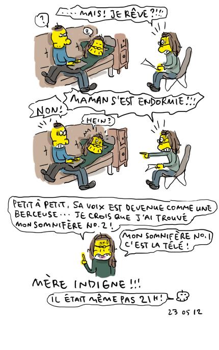 Somnifère N°2 !