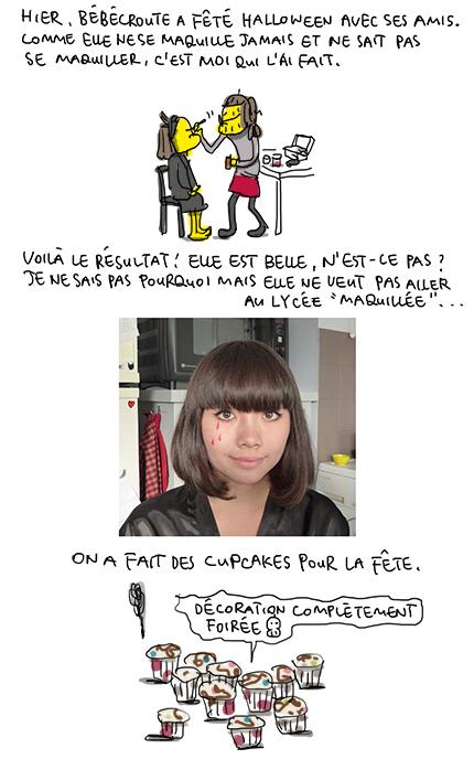Belle Bébécroute☆