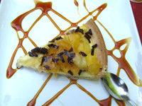 dessert de Crouty