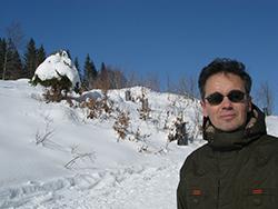 Coto à la neige