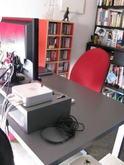 Mon bureau !