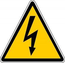 Danger electricite