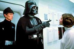 T'es pas mon père !