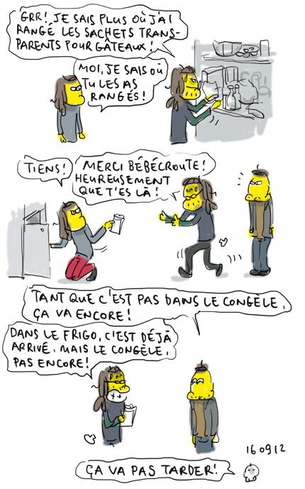 Mémoire de Tchîko !